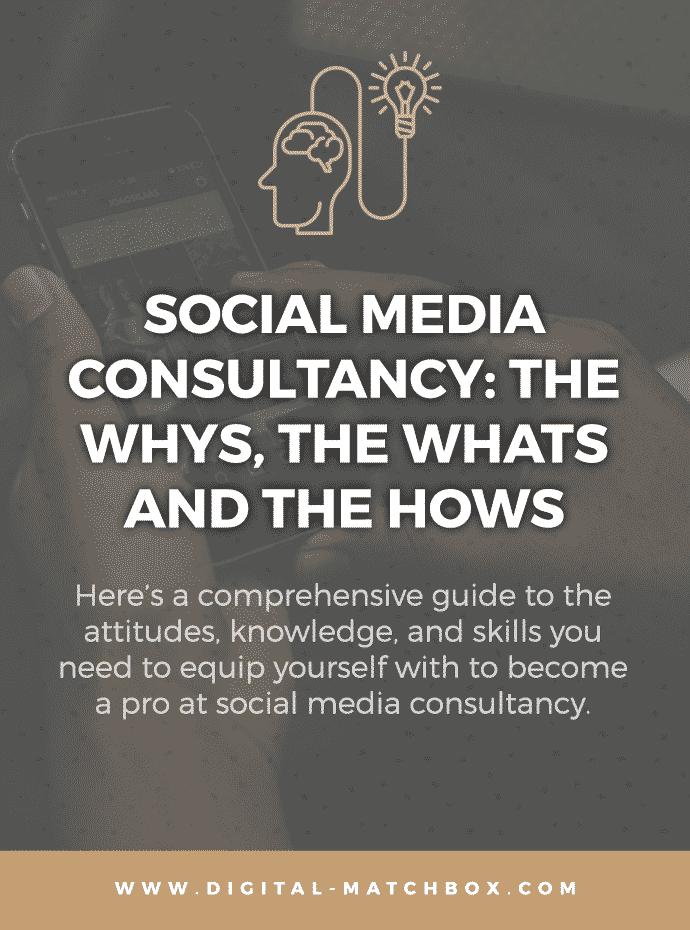 social media consultancy
