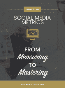Social media metrics, social media for business