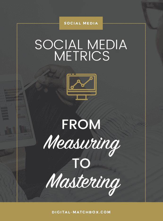 Social media metrics, social media for business