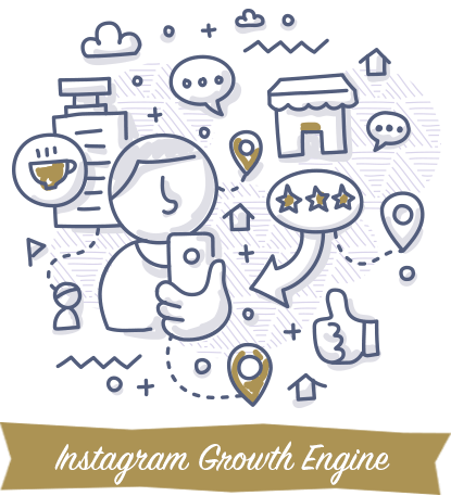 Instagram Growth Engine